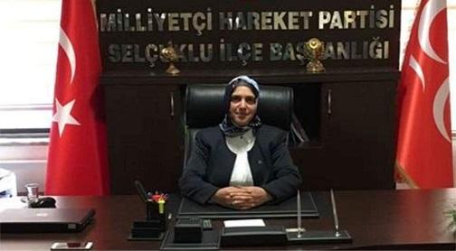 MHP Konya Selçuklu'dan Açıklama