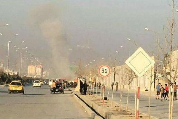 Kabil'de Terör Saldırısı