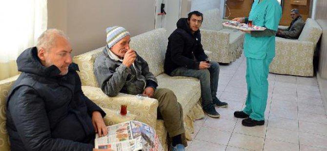 Evsizlere İzmir Büyükşehir Belediyesi Sahip Çıkıyor