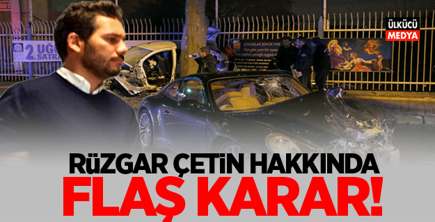 Rüzgar Çetin'in cezası 7 Yıl 6 aya çıktı