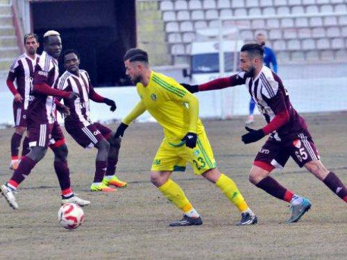 Mersin İdmanyurdu (0-2) Elazığspor