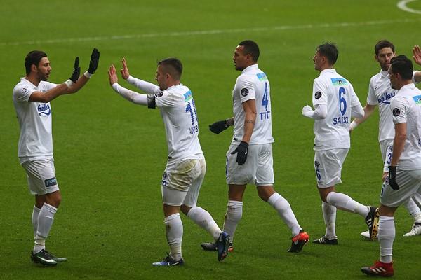 Kasımpaşa (3-2) Osmanlıspor