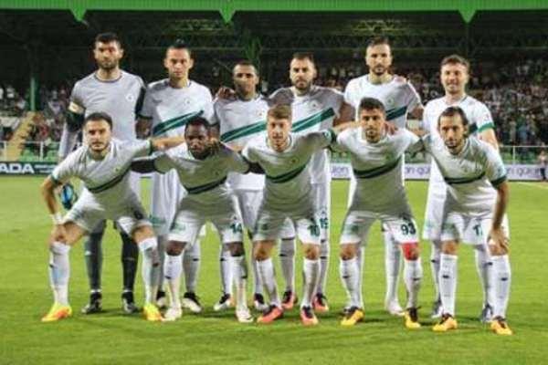 Giresunspor (1-0) Altınordu