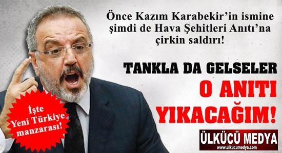 SIRRI SAKIK'TAN ALÇAKÇA SÖZLER !