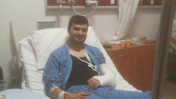 Oğlu El-bab'ta Yaralanan Uzman Çavuşun Babası: Bu Vatanda Herkes Asker