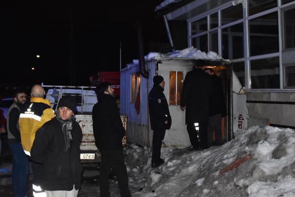 Konya'da Bekçi, Kulübesinde Ölü Bulundu