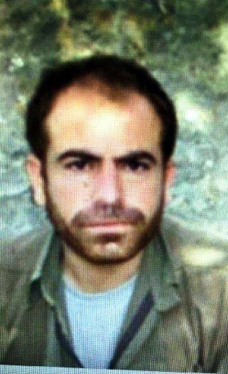 PKK'lı terörist 'Soro' kod adlı Salih Kaplan Mardin'de öldürüldü