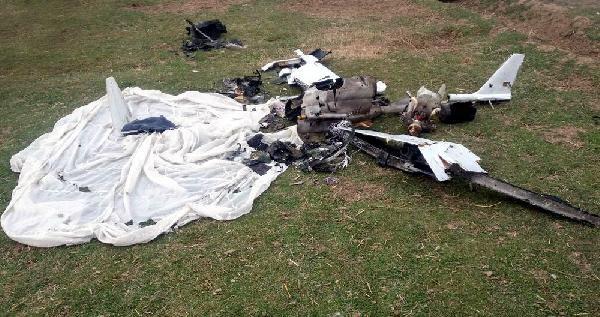 Azerbaycan, Ermenistan'ın İnsansız Hava Aracını Düşürdü