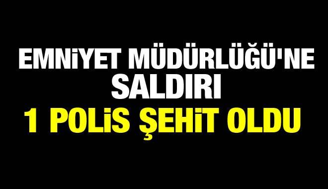 Tunceli'de 1 Polis Şehit Düştü