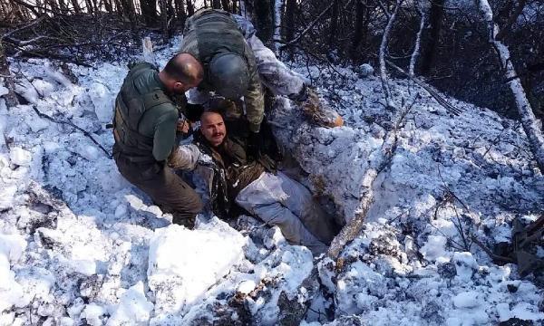 Bitlis'te 10 Teröristin Öldüğü Operasyonda 2 Pkk'lı Böyle Yakalandı