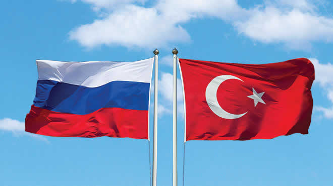 Türkiye ve Rusya arasında bir ilk!