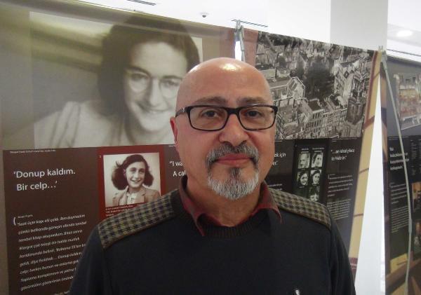 'Anne Frank-günümüz İçin Bir Tarih' Sergisi Bursa'da Açıldı