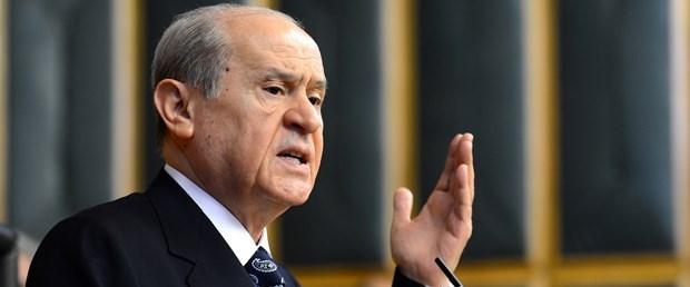Devlet Bahçeli : AKP-PKK gayri meşru birlikteliği hükümet nikahıyla ilan edildi.