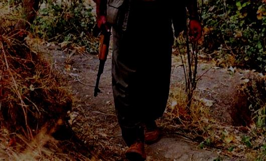 Pkk'dan Kaçan Bir Kişi Sınırda Yakalandı