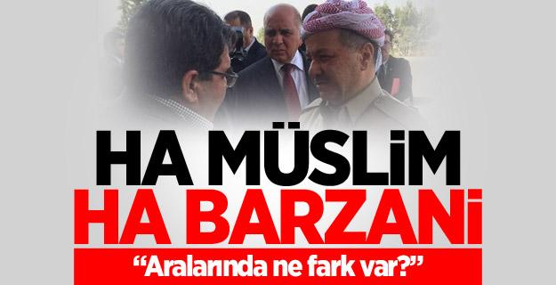 MHP'li yazar: Salih Müslim ile Barzani arasında fark yok