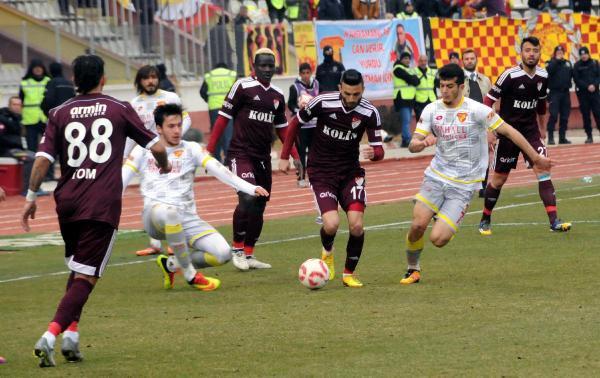 Elazığspor (0-2) Altınordu