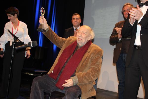 Türkiye - Almaya Film Festivali'nde Ara Güler'e Onur Ödülü