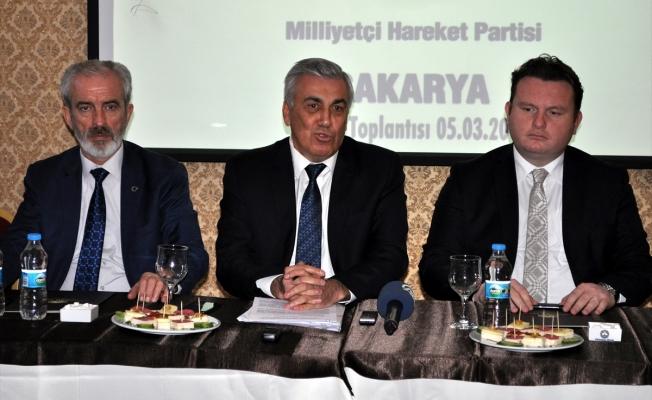 MHP'li Mehmet Günal: Türklüğün bekası için evet diyoruz