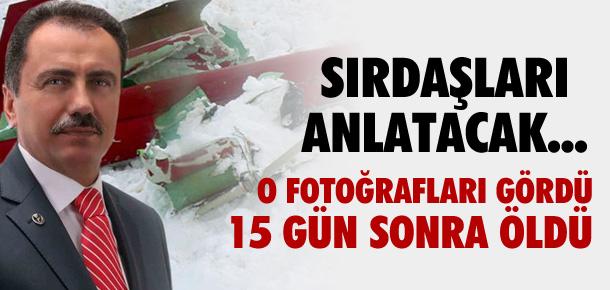 YAZICIOĞLU FOTOĞRAFLARI GÖRDÜM DEDİ 15 GÜN SONRA ÖLDÜ !