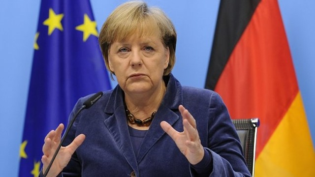 Almanya'da Merkel 4'üncü Kez Başbakan Olma Yolunda
