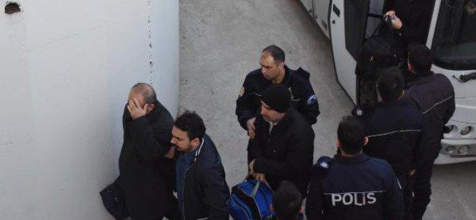 Fetö İmamları Operasyonunda 8 Tutuklama