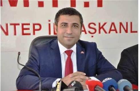 """MHP'Lİ TAŞDOĞAN: """"Gaziantepspor'un ligdeki durumu içler acısı"""""""