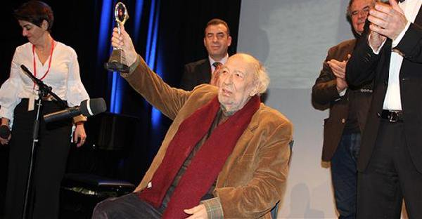 Ara Güler Receives Honorary Award İn Germany