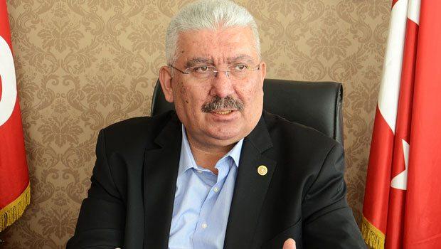 MHP'li Yalçın'dan Çölaşan ve Turan'a tepki
