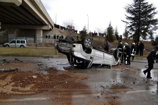 Ölümlü Viyadük Kazasıda 17 Yaşındaki Sürücü Tutuklandı