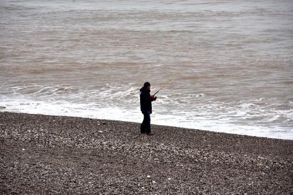 Deniz, Çamur Deryasına Döndü