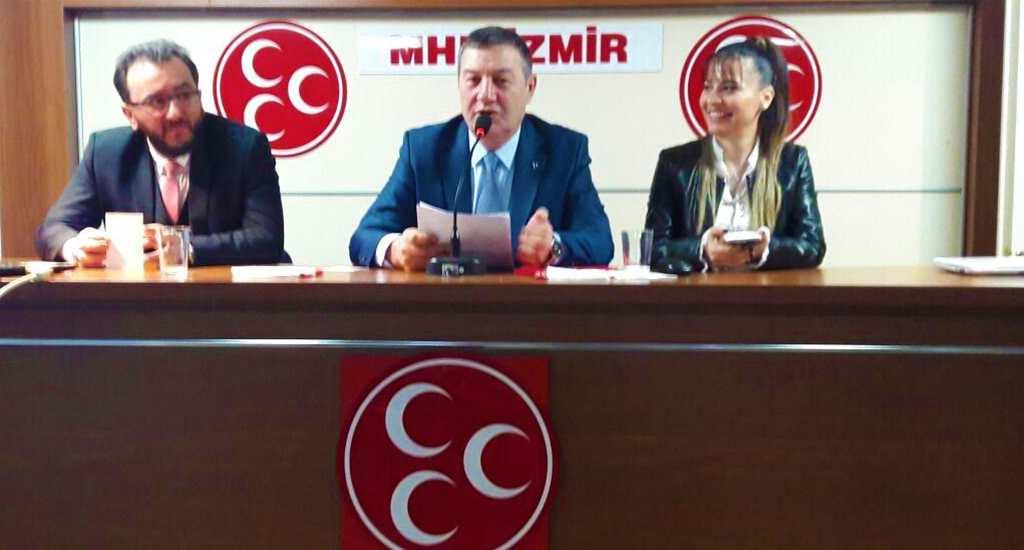MHP İzmir: Güçlü Kadınlar için Evet