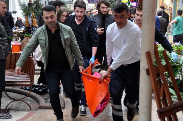 Trabzon'da Sevgili Dehşeti: 8 Yaralı