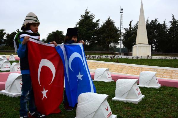 Türkmen Dağı'nın Yetimi Mehmet'in 102 Yıl Önce Çanakkale'de Şehit Düşen Mehmet'le Vuslatı