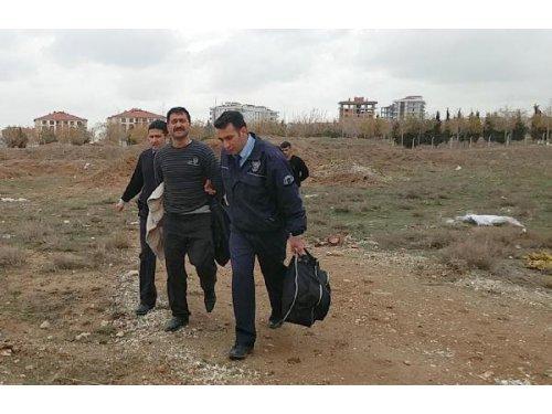 Cezaevi Firarisi 2 Kardeş, Ailelerine Ziyarete Giderken Yakalandı