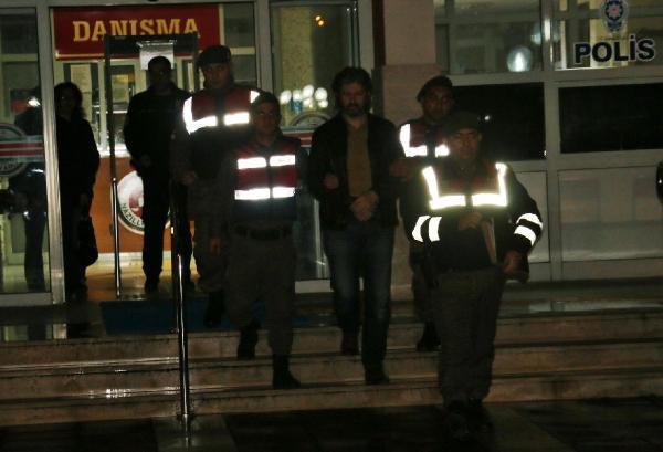 Firari Eski Emniyet Müdürü Nazilli'de Yakalandı