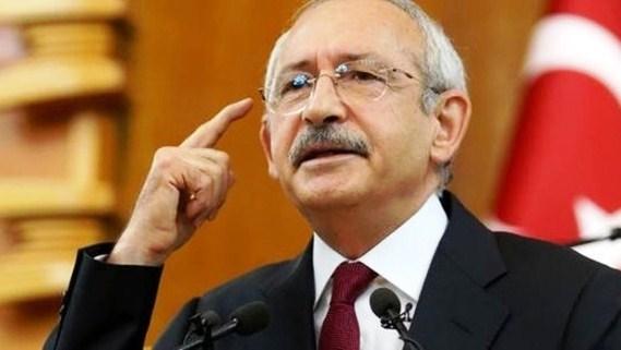 """Kılıçdaroğlu, Referandumda """"EVET"""" çıkması durumunda istifa etmeyeceğini söyledi."""