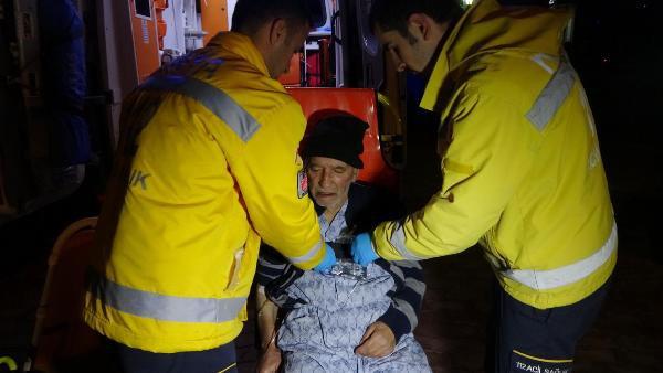 9'uncu Kat Balkonundan Alt Katın Balkonuna Düştü
