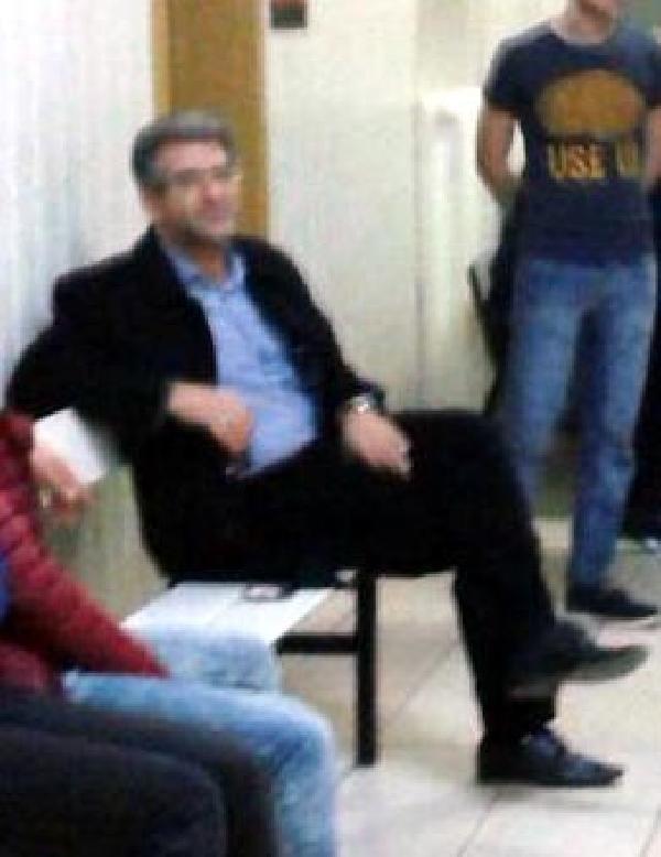 HDP Milletvekili Geveri, Abant'ta Gözaltına Alındı