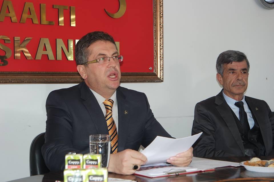 """""""15 Temmuz, Türk yurdunu işgal oyununun başlama düdüğüdür!"""""""