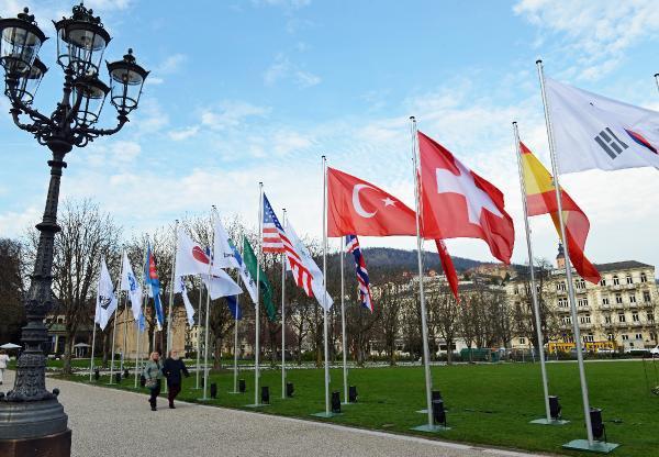 G-20 Zirvesi Başlıyor