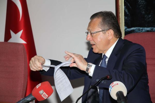 Başkan Uğur, Rotterdam Anlaşmasını Yırtıp Attı