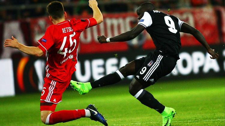 Beşiktaş'ın tarihi maçında ilk 11'ler belli oldu