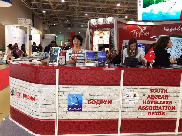 Moskova- Bodrum Charter Uçuş Seferleri Başlıyor