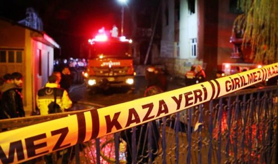 Tarlabaşı'nda Yangın Faciası; 3 Çocuk Öldü