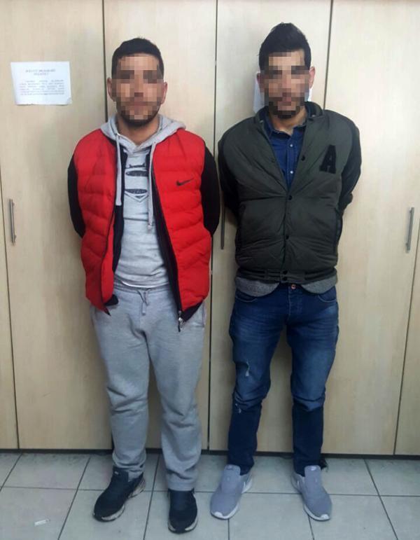 Suç Makinesi Tek Yumurta İkizleri Tutuklandı