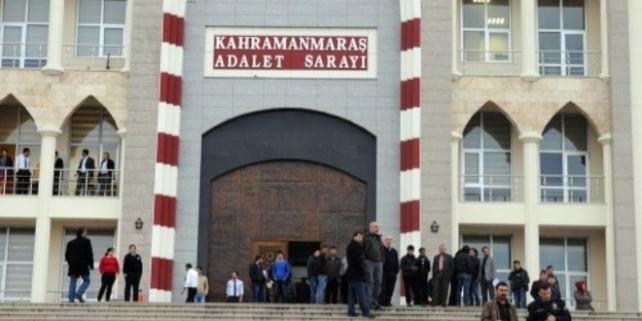 Kahramanmaraş'ta HDP Eş Başkanı İle 3 Kişi Tutuklandı