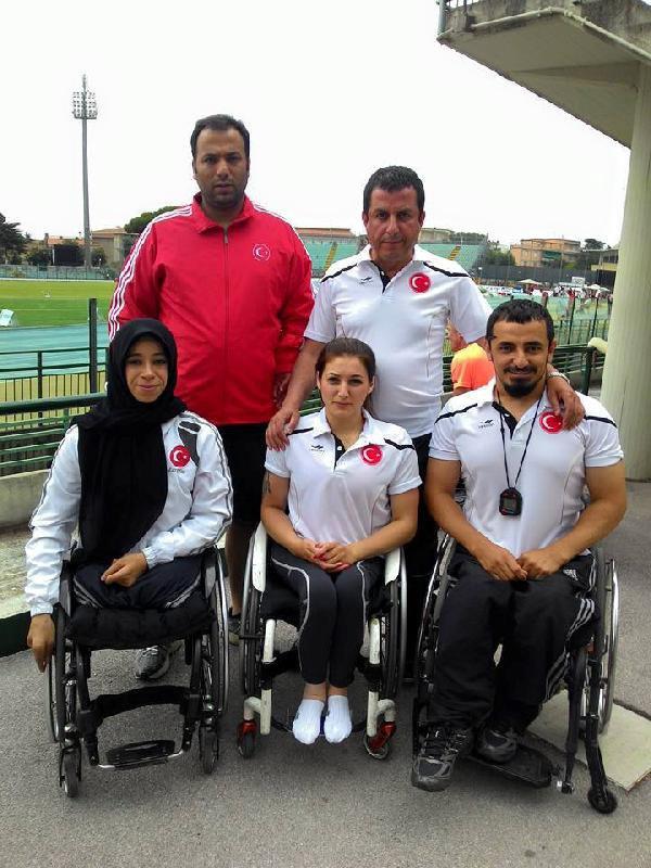 Uluslararası Bedensel Engelliler Atletizm Grand Prix Yarın Başlıyor