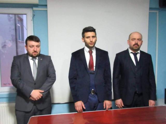 Bozüyük Ülkü Ocakları Başkanlığına Serdar Pehlivan Atandı