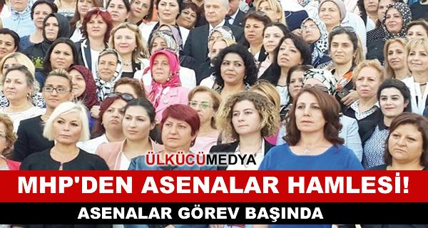 MHP'DEN 1 KASIM İÇİN ASENALAR HAMLESİ!