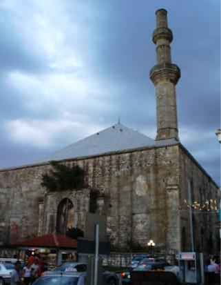 Yunanistan'da Çelebi Sultan Mehmet Camii Yangın Sonucu Ağır Hasar Gördü